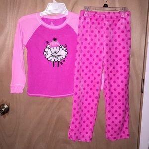 Other - Pajama set. Girl's size 7/8